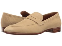 Gravati Suede Loafer Camel Men's Shoes Tan