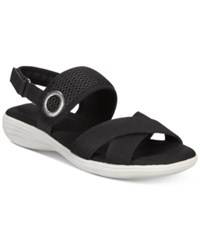 Easy Street Shoes Shae Sandals Women's Black