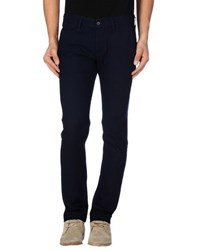 Edwin Trousers Casual Trousers Men Dark Blue