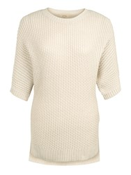 Fat Face Hayley Jumper Ivory