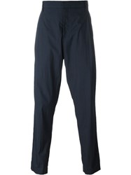Alexander Wang Tapered Trousers Blue