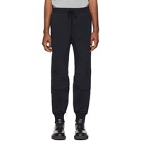 Coach 1941 Navy Fleece Lounge Pants