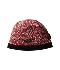 Jack Wolfskin Belleville Crossing Cap Indian Red All Over Caps Brown