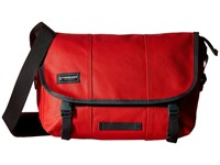 Timbuk2 Classic Messenger Bag Small Heirloom Bixi Messenger Bags Red