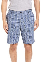 Tommy Bahama Men's Big And Tall Fairway Plaid Seersucker Shorts