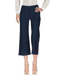 Christies A Porter Casual Pants Dark Blue
