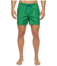 Lacoste Taffeta Swimming Trunk Rocket Sapphire Blue Men's Swimwear Green