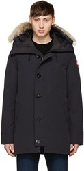 Canada Goose Navy Down Chateau Parka
