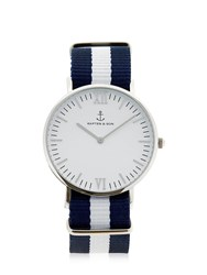 Kapten And Son 40Mm Sail Steel Watch