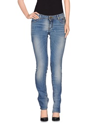 Siviglia Denim Denim Pants Blue