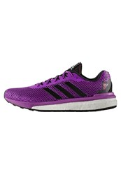 Adidas Performance Vengeful Neutral Running Shoes Shock Purple Core Black