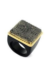 Women's Vince Camuto Pave Resin Ring