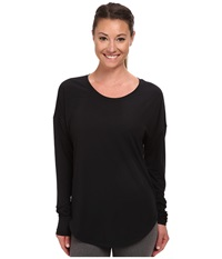 Final Rep Long Sleeve Top Lucy Black Women's Long Sleeve Pullover