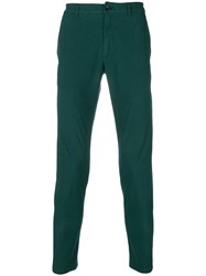 Department 5 Slim Fit Trousers Green