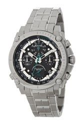 Bulova Men's Precisionist Bracelet Watch Green