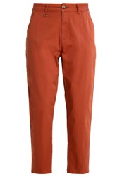 Only Stuvita Trousers Rustic Brown
