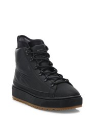 Puma The Ren High Top Boots Black