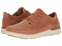 Superfeet Novato Adobe Men's Lace Up Casual Shoes Brown