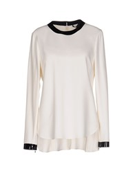Ralph Lauren Black Label Blouses White