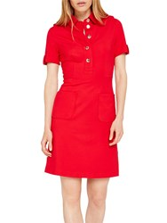 Damsel In A Dress Clio Tunic Red