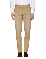 The Editor Casual Pants Khaki