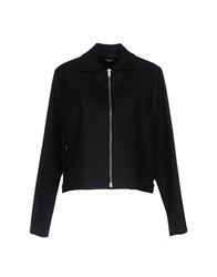 Yang Li Jackets Dark Blue