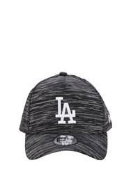 New Era Engineered Fit Aframe Losdod Blk Hat Black