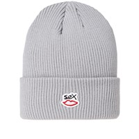 Sex Skateboards Logo Beanie Grey