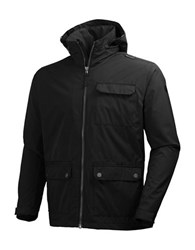 Helly Hansen Highlands Rain Jacket Black