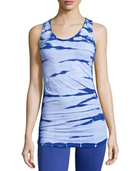 Nux Tava Ruched Tank Daisy