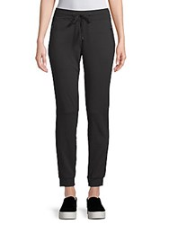 Andrew Marc New York Casual Jogger Pants Black