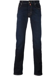 Jacob Cohen Dark Wash Jeans Blue