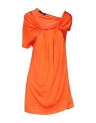 Guess By Marciano Tops Orange