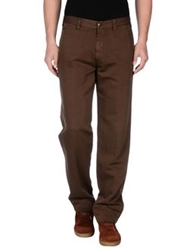 Rotasport Casual Pants Dark Brown
