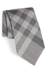 Burberry Men's Clinton Woven Silk And Wool Tie