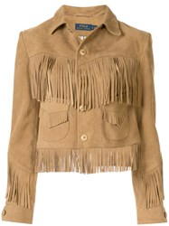 Polo Ralph Lauren Fringed Jacket 60