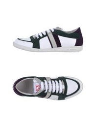 Ice Iceberg Low Tops And Trainers Dark Green