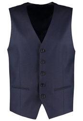 Selected Homme One Mylo Shlogan Suit Waistcoat Dark Navy Dark Blue