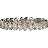 Cathy Waterman Continuous Heart Stackable Band