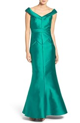 Js Collections Women's Mikado Gown