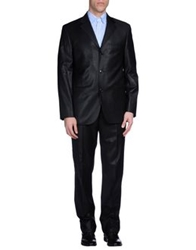 Massimo Rebecchi Suits Black
