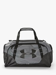 Under Armour Undeniable 3.0 42L Duffel Bag Grey