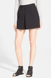 Women's Vince Inverted Pleat Skirt