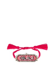 Shourouk Happy Oh La La Bracelet Multi