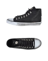 Dioniso High Tops And Trainers Black