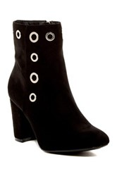 Modern Rebel Fatin Faux Fur Lined Boot Black