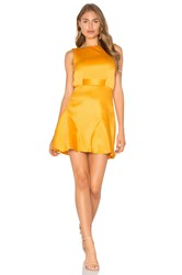 Finders Keepers The Moment Dress Yellow