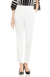 Vince Camuto Women's Textured Skinny Ankle Pants
