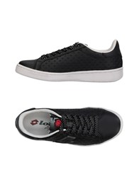 Lotto Leggenda Sneakers Black