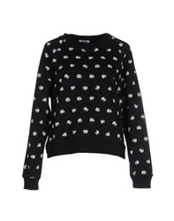 Moschino Cheap And Chic Moschino Cheapandchic Topwear Sweatshirts Women Black